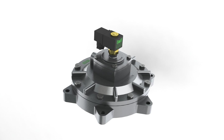 我们的产品 阀门类产品 > 电磁脉冲阀  w-sp-eb型电磁脉冲阀可直接